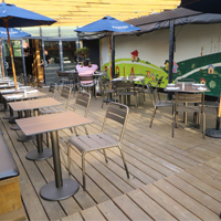 Commercial Outdoor Furniture Patio Seating