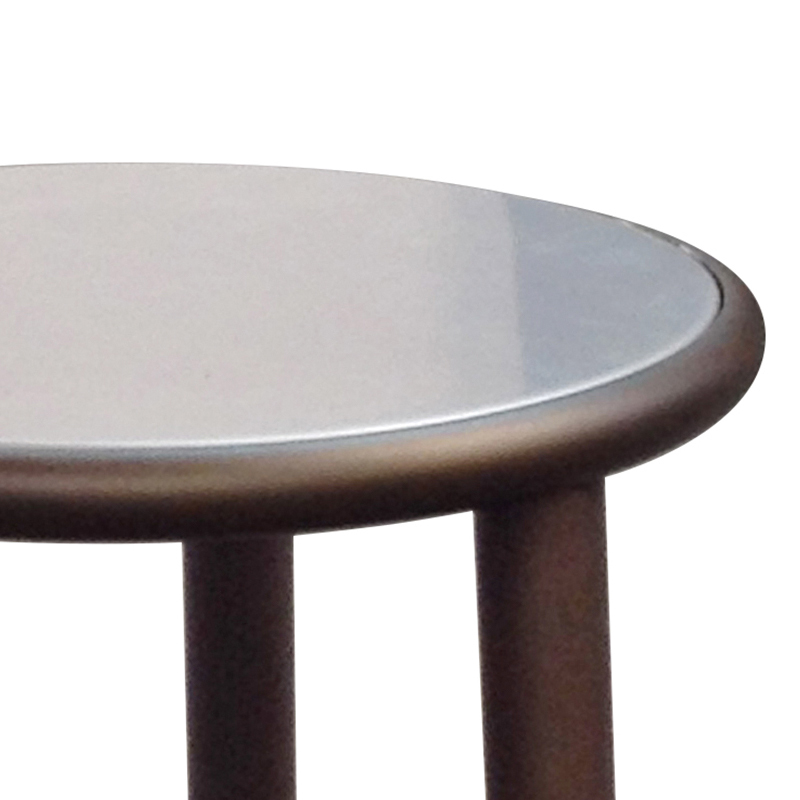 Yard Side Table SS Top
